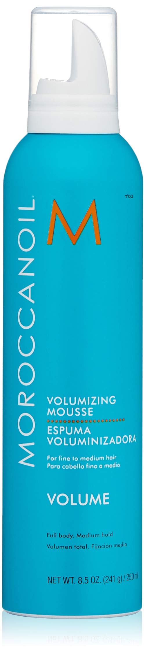 Moroccanoil Volumizing Mousse, 8.5 oz by MOROCCANOIL
