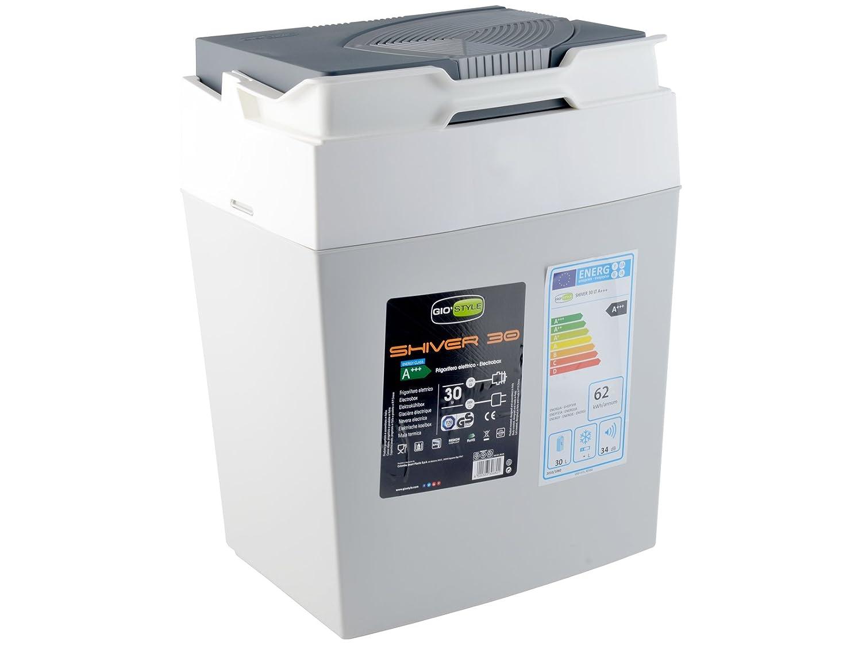Gio 'Style – Elektrische Kühlbox 30 Liter, 12/230 V Giò Style Shiver Camper Haus für Autos