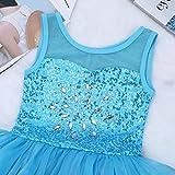YiZYiF Baby Girl's Ballet Outfits Leotard Tutu