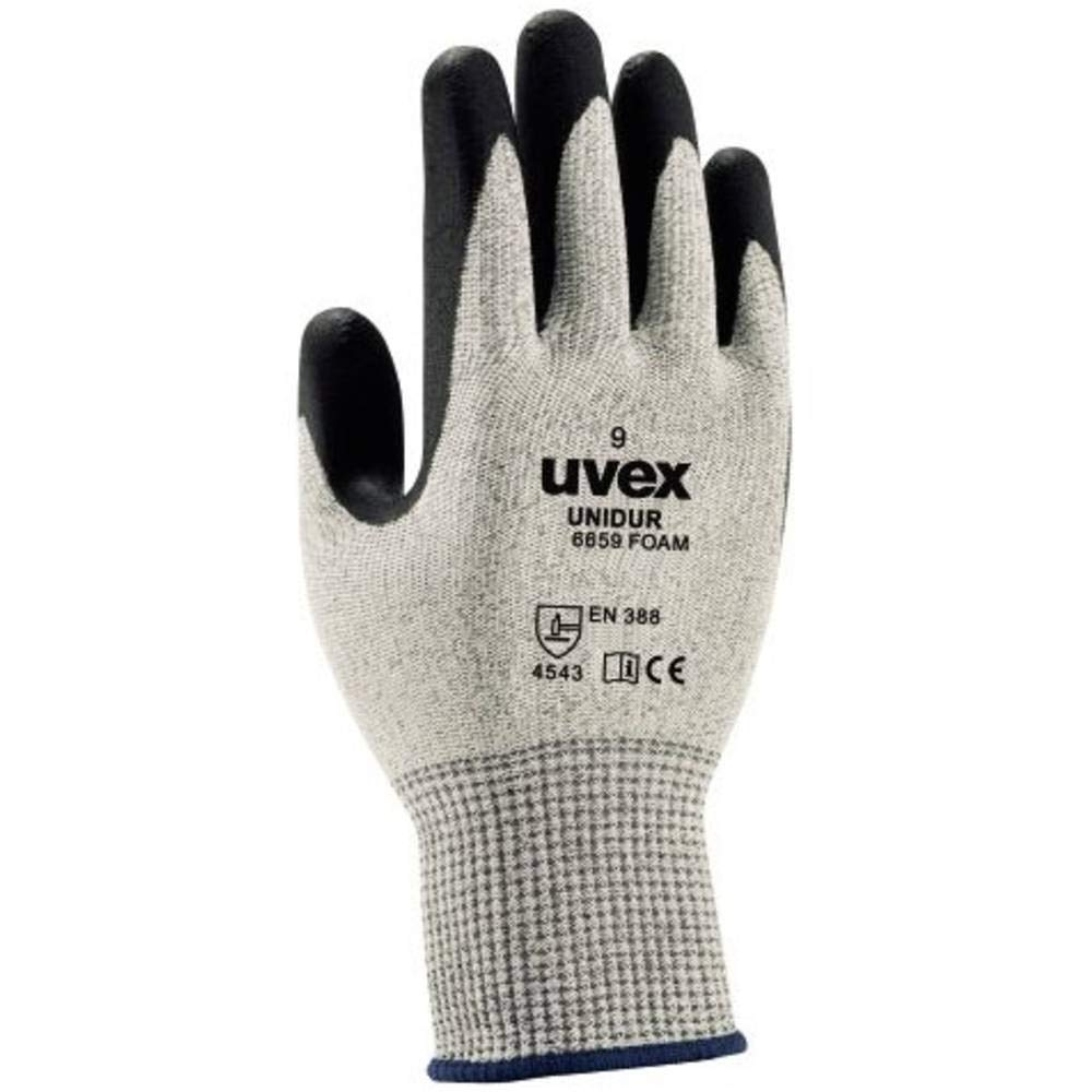 Uvex gants anti-coupure unidur 6659 foam EN 388-4543 C