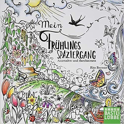 Livre Mein Frühlingsspaziergang de Rita Berman