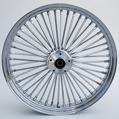 Chrome Harley Wheels - 23