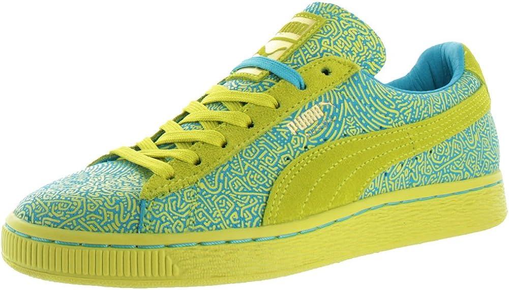 PUMA Women Solange Suede Classic Sneakers