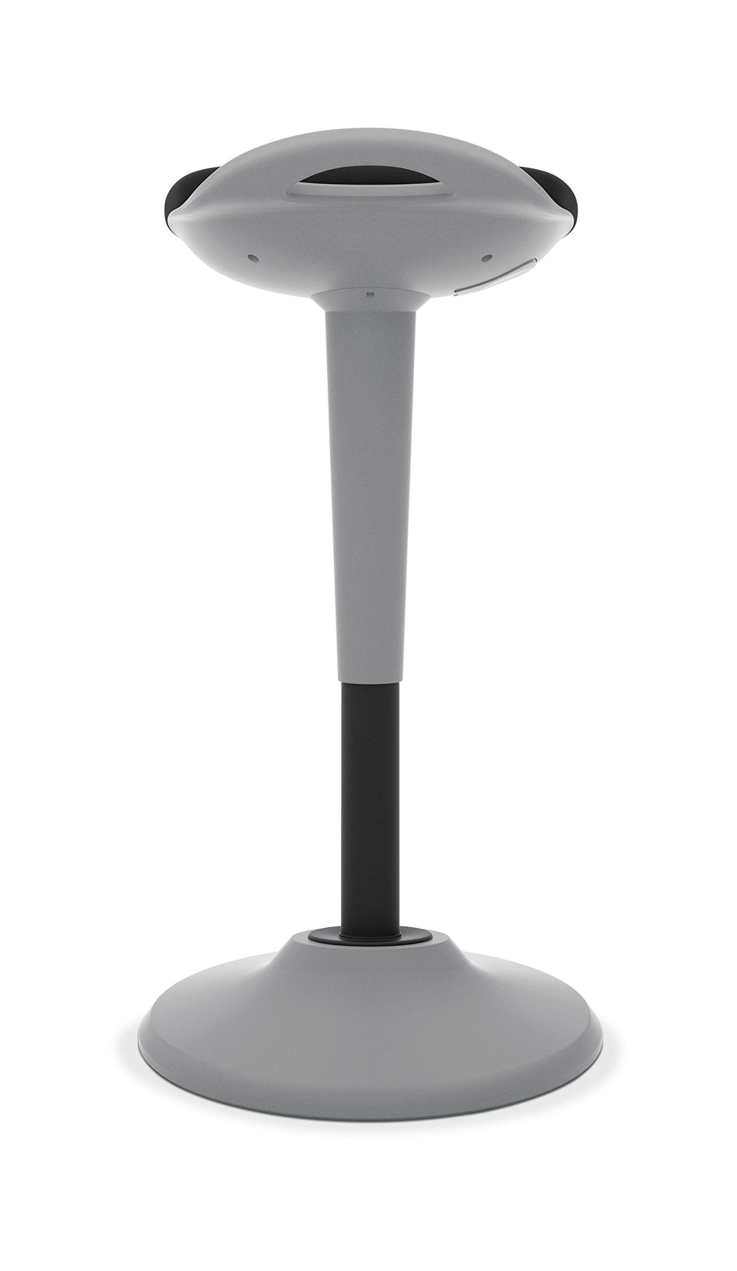 HON Perch Stool, Sit to Stand Backless Stool for Office Desk, Black (HVLPERCH) by HON (Image #5)