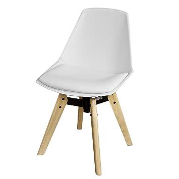 SoBuy® Schreibtischstuhl, 360° drehbar, Küchenstuhl,Esszimmerstuhl ...
