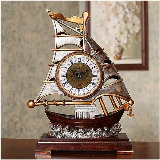 QQB Moda Reloj de Escritorio, Reloj Creativo Personalizado, Reloj ...