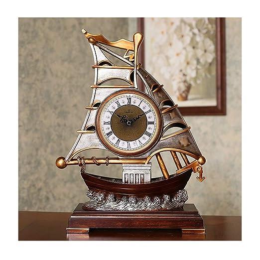 GYC . Reloj de Escritorio, Reloj Creativo Personalizado, Reloj de ...