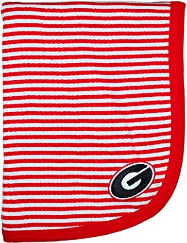 - University of Georgia Bulldogs Circle G NCAA Baby Blanket 33