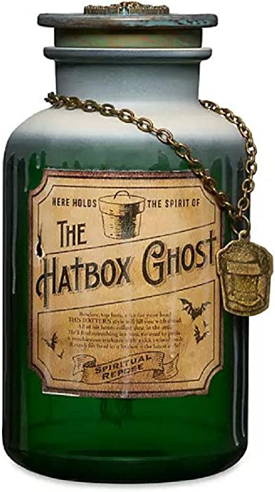 Shop Disney The Haunted Mansion - The Hatbox Ghost Host A Ghost Spirit Jar