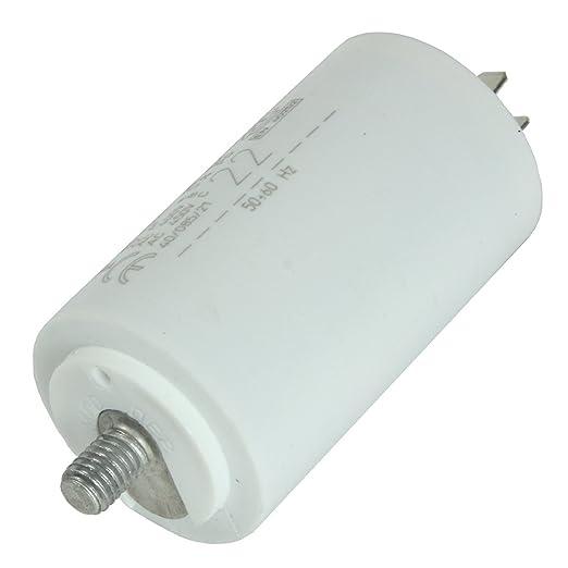 Spares2go de arranque condensadores del Motor de ejecución para ...