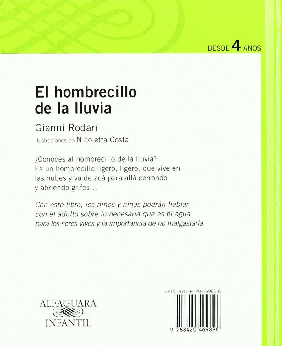 El hombrecillo de la lluvia (Infantil Verde Album): Amazon.es: Rodari, Gianni: Libros