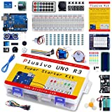 Best Arduino Starter Kits - Plusivo UNO R3 Super Starter Kit - Complete Review