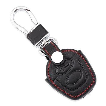 llave del coche funda de piel Para Seat Ibiza Leon Toledo ...