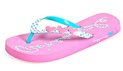 Pineapple Girls Womens Kids Flip Flops Sandals Summer Designer Beach Casual  Shoes  Amazon.co.uk  Shoes   Bags 1da19c84f
