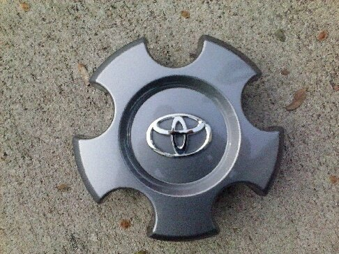 toyota 4wd emblem - 9