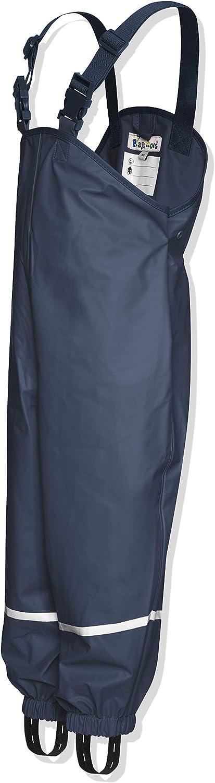 Blu Bimbi Pantaloni Impermeabili 86 cm Playshoes Marine Blau