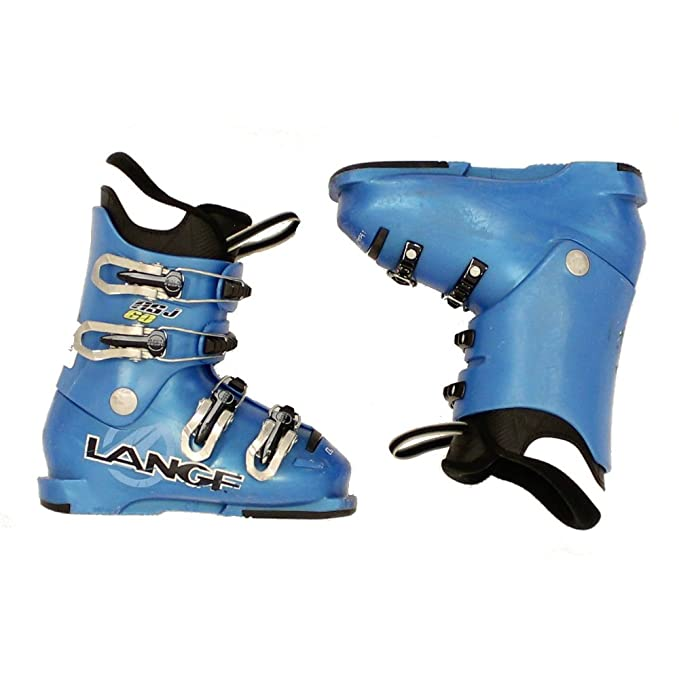 Amazon Com Used Ski Boots >> Amazon Com Used 2013 Lange Rs J 60 Ski Boots Youth