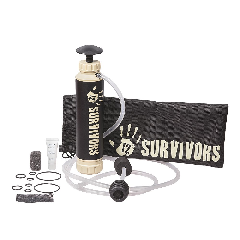 Survivors Hand Pump Water Purifier