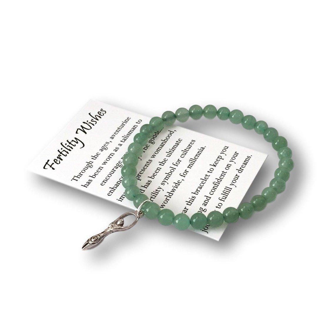 Amazon Nesting Nomad Collection Fertility Wishes Gift Bracelet
