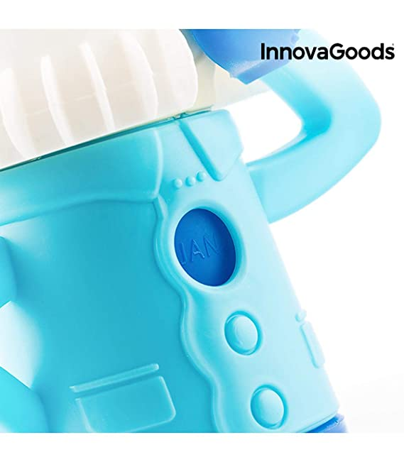 InnovaGoods Desodorizante para Neveras, Azul, 14x12x9 cm: Amazon ...
