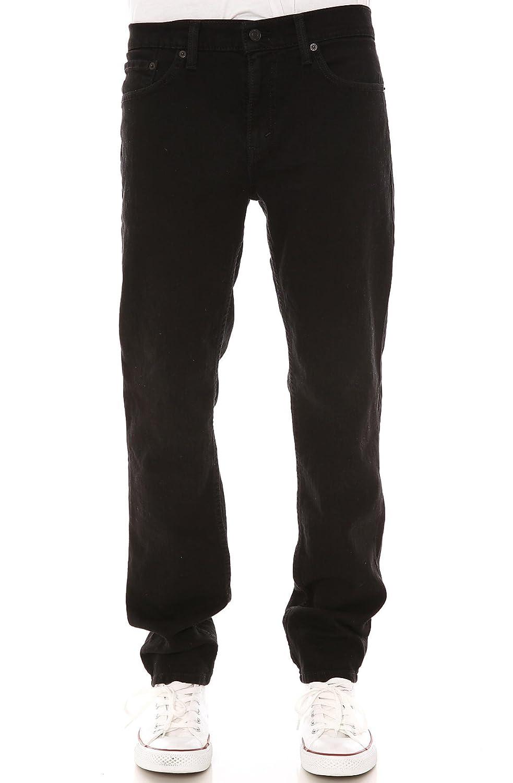 リーバイス511スリムフィットジーンズ B01EZ87HXU 35W x 34L|ブラック ブラック 35W x 34L