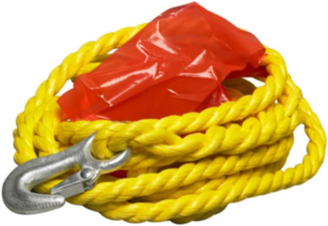 2000Kg 4m heavy duty Car Truck Van Emergency Tow Rope Strap High Visibility