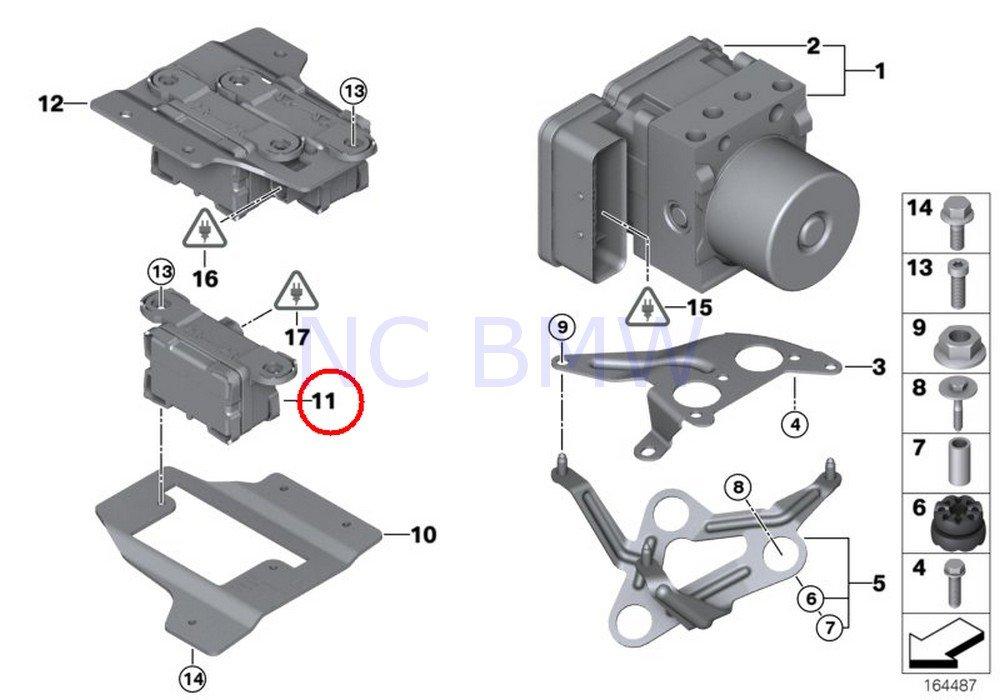 BMW Genuine Speed Sensor by BMW