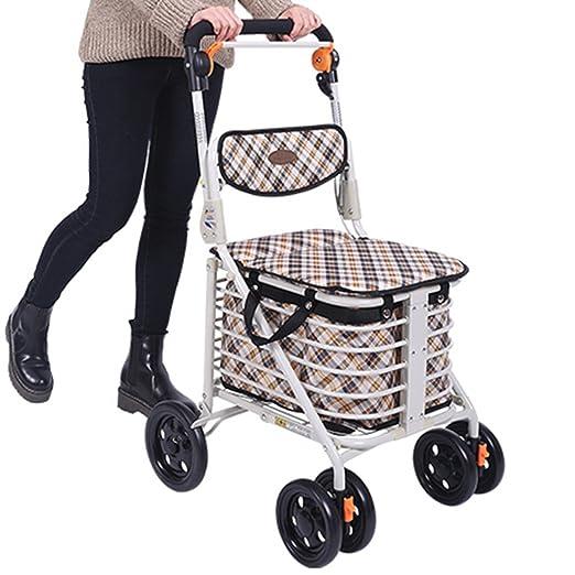 Shopping trolley Carrito de la Compra Push-Pull Coche ...