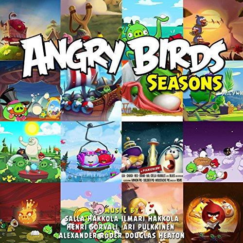 Angry Birds Seasons (Original Game Soundtrack)