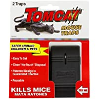 Tomcat BL33505 Mouse Snap Trap 2 Pack