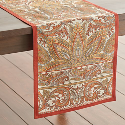Maison d' Hermine Kashmir Paisley 100% Cotton Table