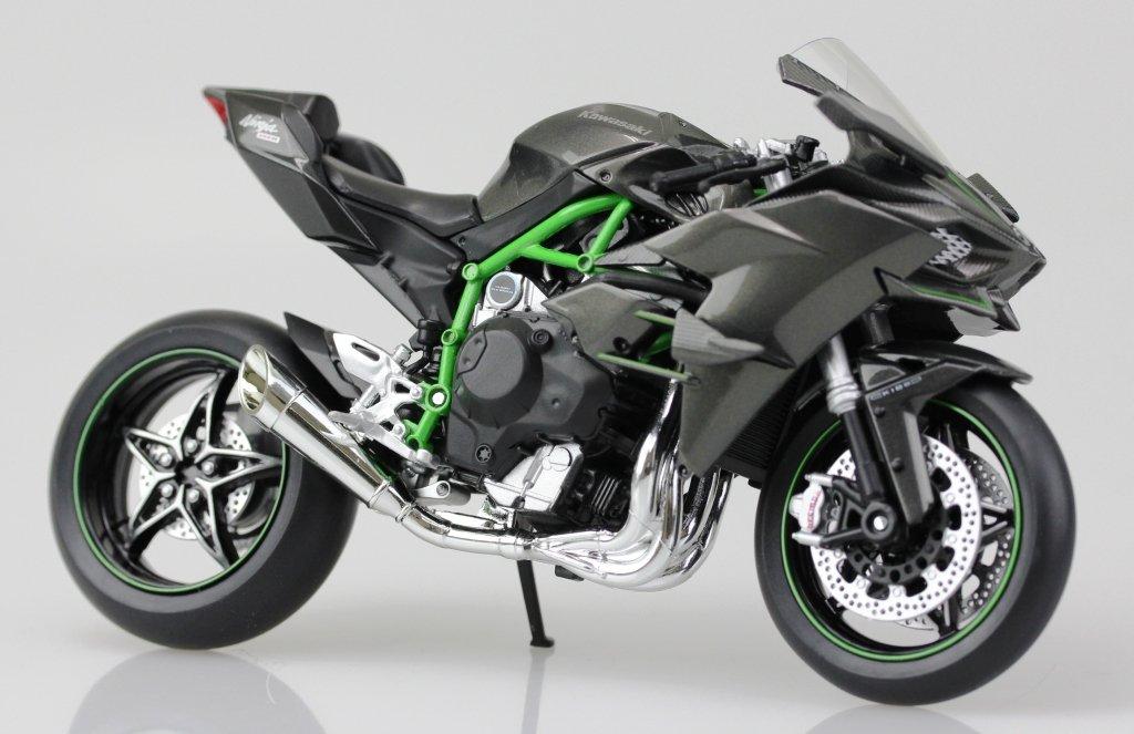 Amazon.com: Skynet 1/12 finished goods bike Kawasaki Ninja ...