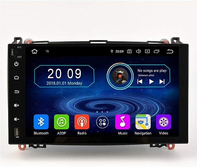 Taffio 9 Touchscreen Android Autoradio Gps Navi Kompatibel Mit Mercedes Ab Sprinter Crafter