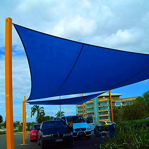 Quictent 26 x 20 ft 185GSM Sun Shade Sail Canopy Rectangle 98 UV-Blocked