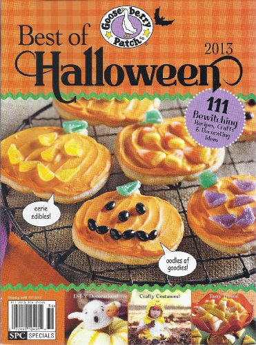 Best of Halloween 2013 (Gooseberry Patch) (Gooseberry Patch Best Of Halloween)