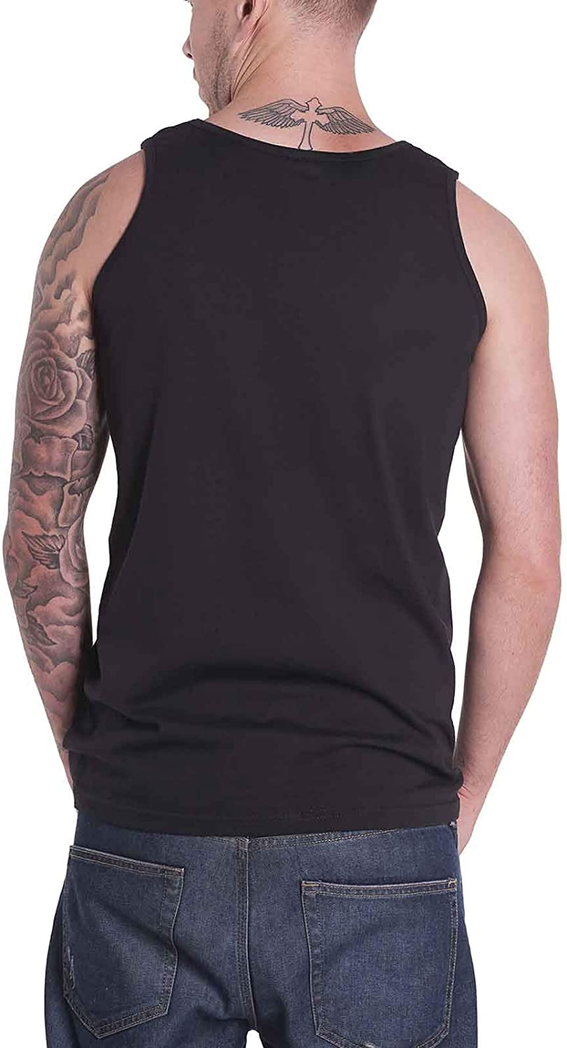 Gas Monkey Garage Officially Licensed Merchandise GMG Beer Assistant Tank Top Vest