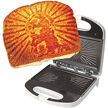 Amazon The Grilled Cheesus Sandwich Press Electric Sandwich