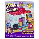 Kinetic Sand para Jugar Set Camión de Helados