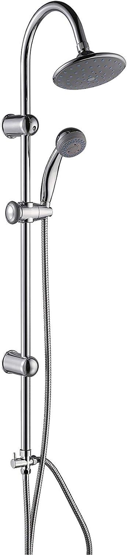 gris Waterful tec330544/colonne douche Maira trois fonctions