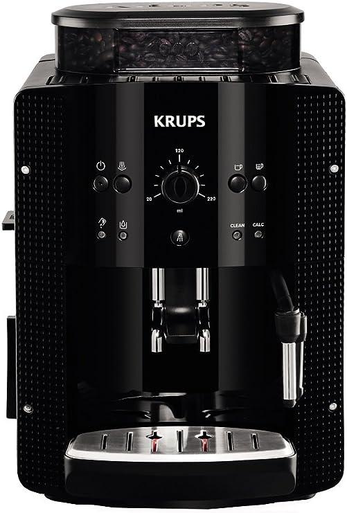 Krups EA8108 Independiente Totalmente automática Máquina espresso ...