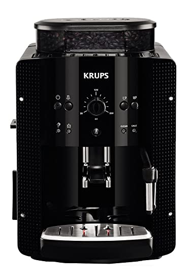 Amazon.com: Krups cafetera Krups EA8108 | Negro: Electronics