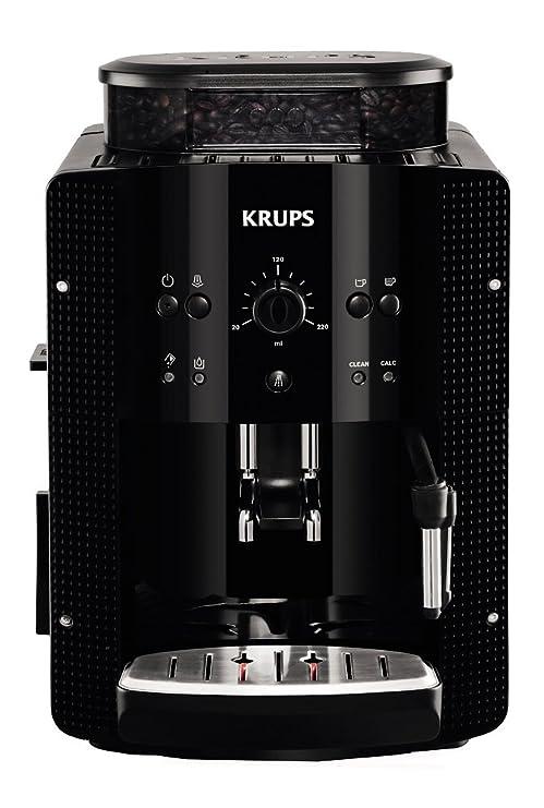 Krups EA8108 Independiente Totalmente automática Máquina ...