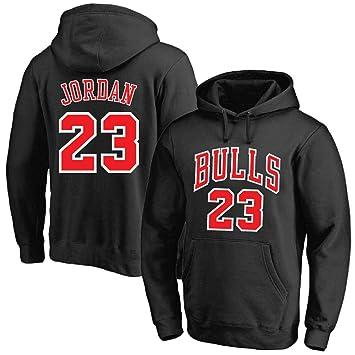 Chicago Bulls Sudadera Hombre Jordan Sudaderas con Capucha: Amazon.es: Bricolaje y herramientas