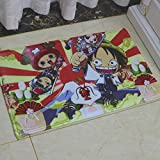 yoga mat marvel - One Piece Rugs Anti-slip - Japanese Anime Fans Gifts Safe Healthy 14 Options 20x31inch