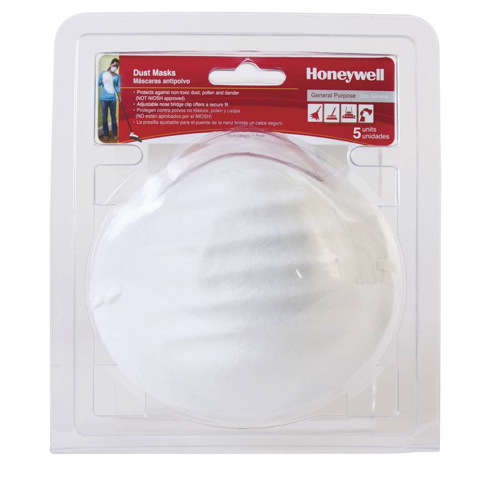 Honeywell Nuisance Disposable Dust Mask 3