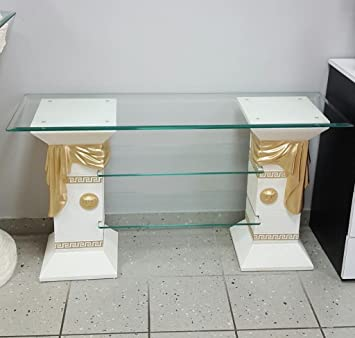 Medusa Maander Versace Art Sideboard Raumteiler Tv Hifi Regal Pol 19