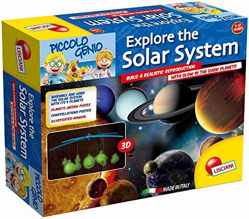 Piccolo Genio Solar System Construction Game (Piccolo Genio)