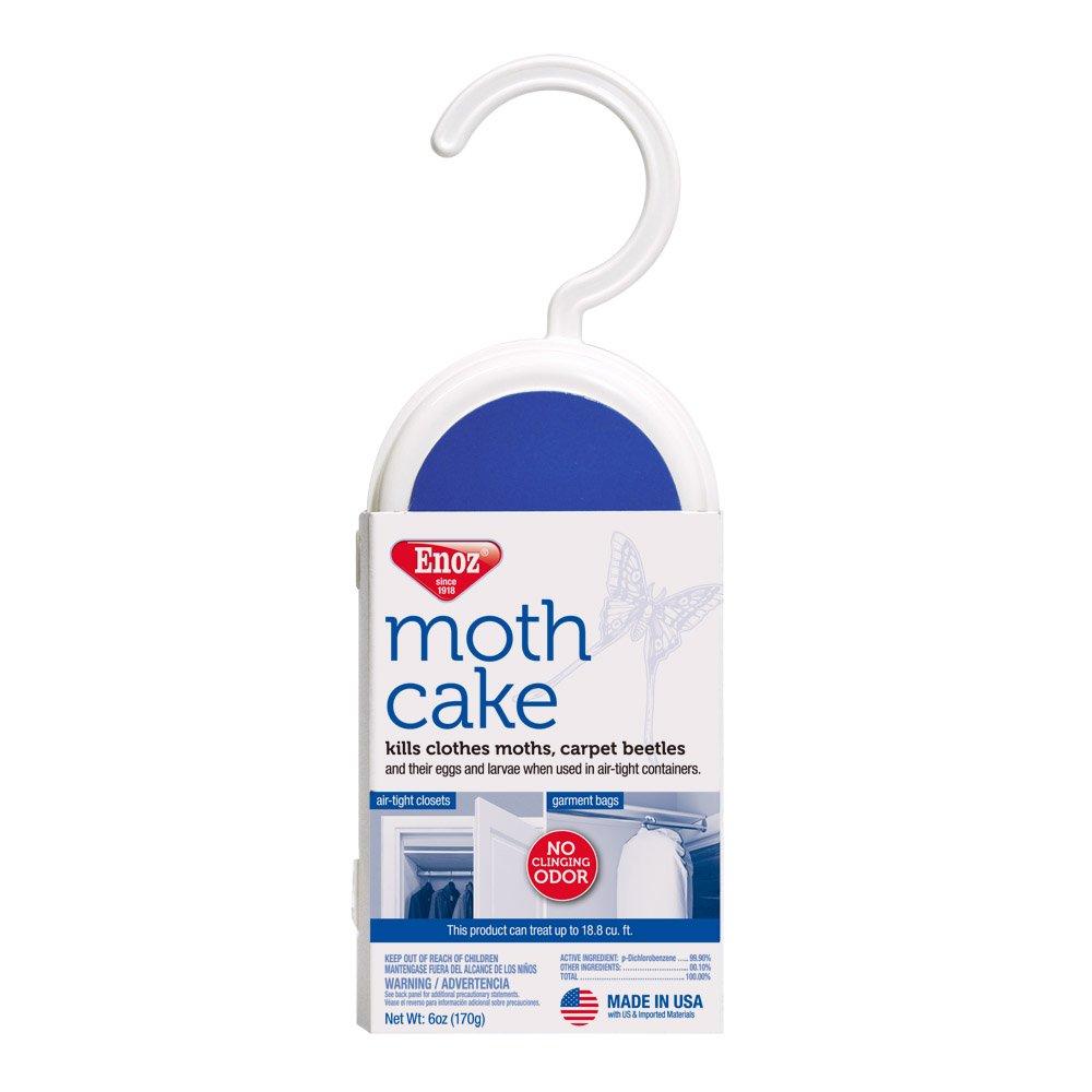 Enoz Moth Cake, Pack of 6