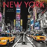 Graphique New York Glitz Wall Calendar (CY83019)
