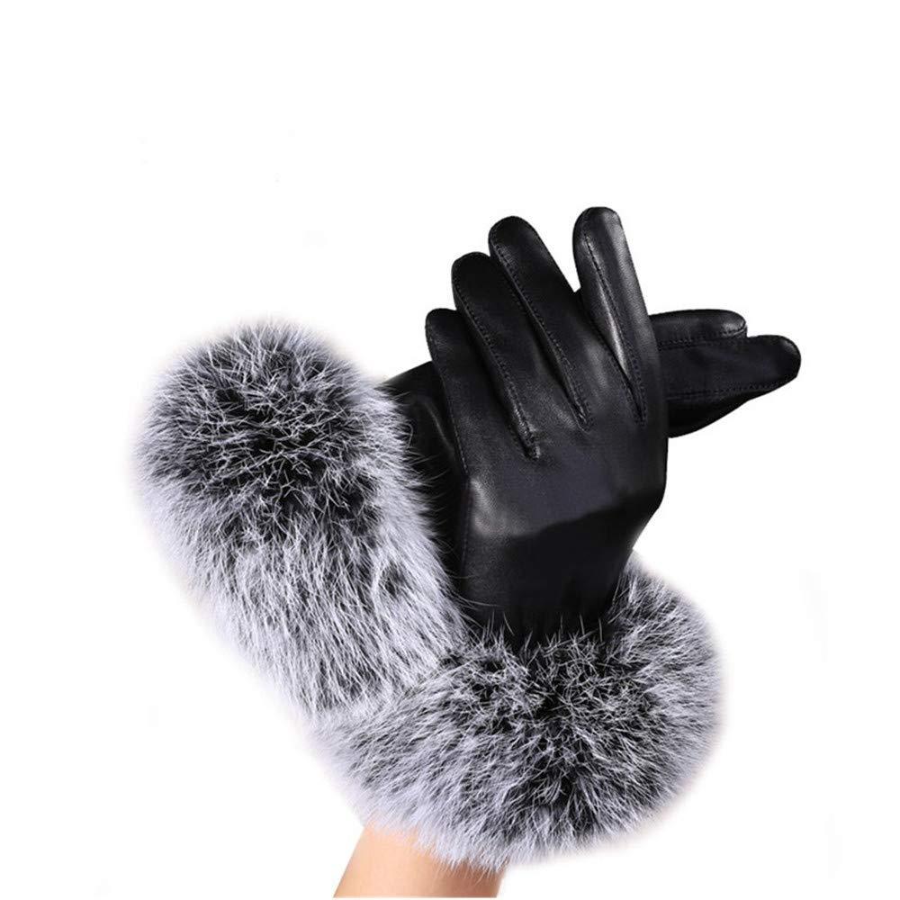 Kikoy womens jackets APPAREL レディース B07L6LMMYK Black Gloves One Size One Size Black Gloves